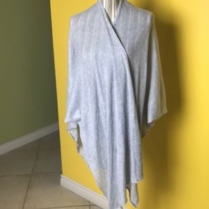 Nordstrom Rack Poncho Sweater One Size NWT